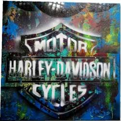 Tableau Harley Davidson