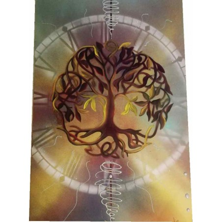 Grand tableau arbre de vie