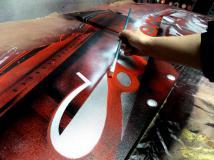 Mimsartdeco artiste peintre abstrait