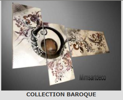 Tableaux collection baroque