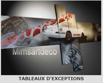 Tableaux d exception